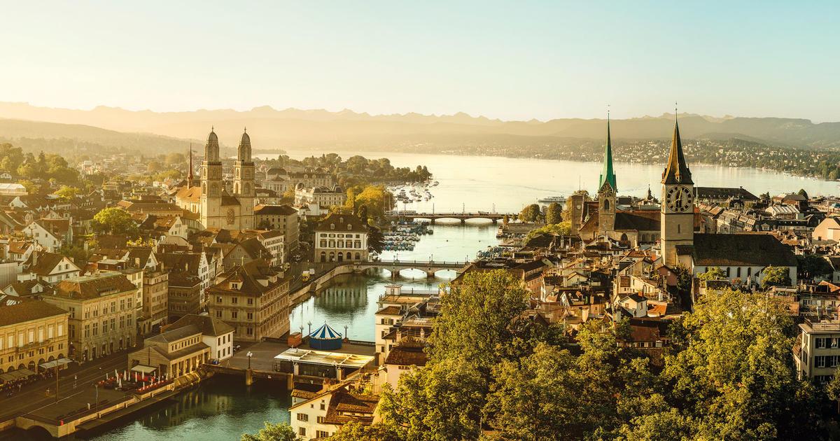 Zurich, Suiza, calidad de vida, ciudades