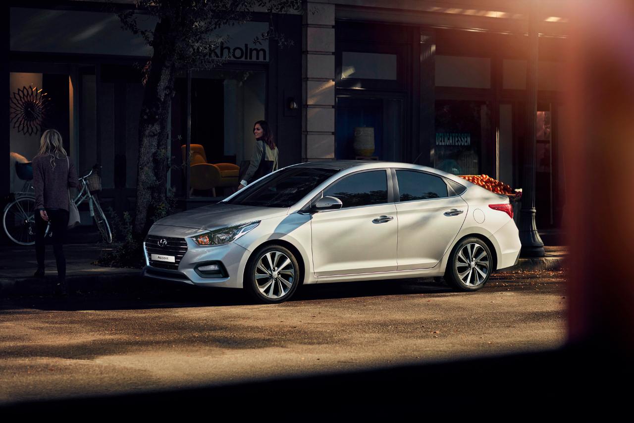 Hyundai Accent 2018: el subcompacto más eficiente de México