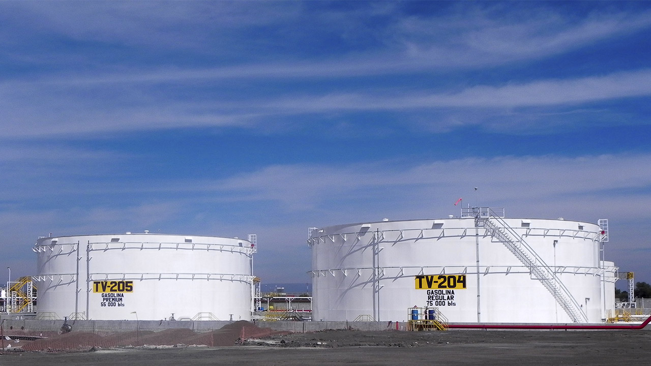 Marathon almacenará 1.6 millones de barriles de combustible en 2020