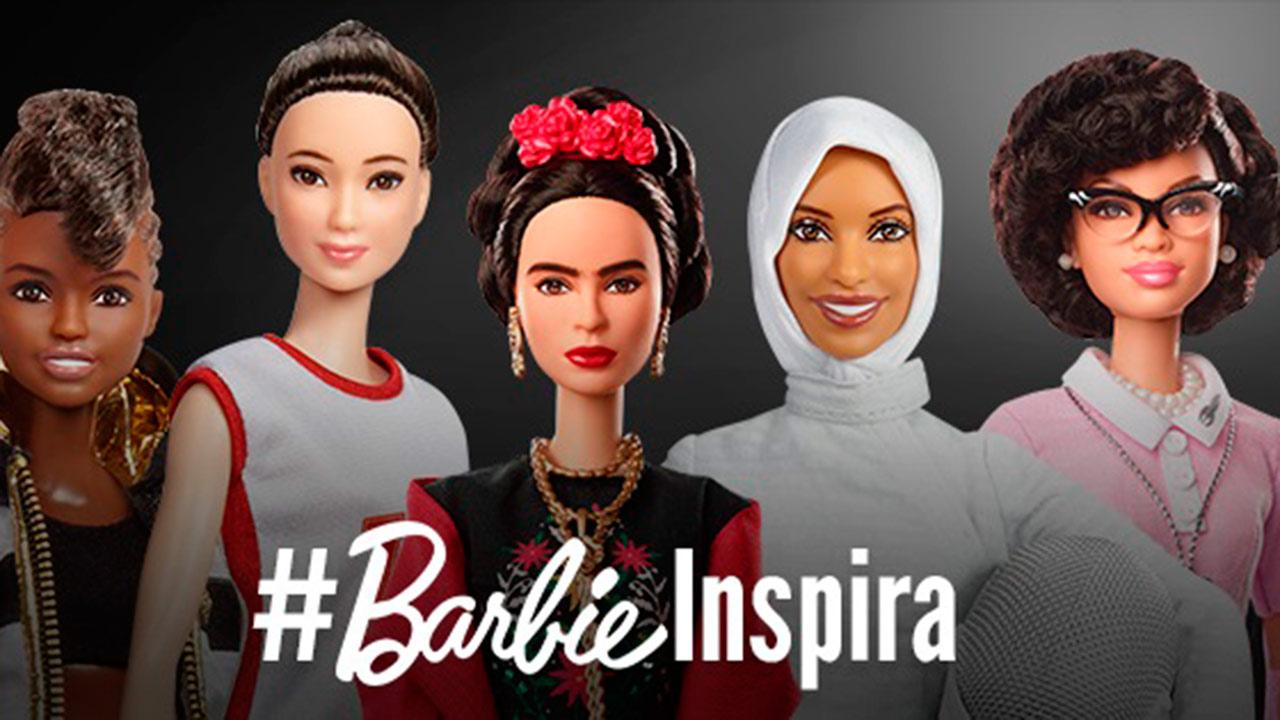 Mattel lanzará una Barbie de Lorena Ochoa y Frida Kahlo