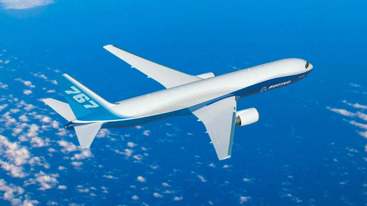 Boeing no revivirá su avión de pasajeros modelo 767
