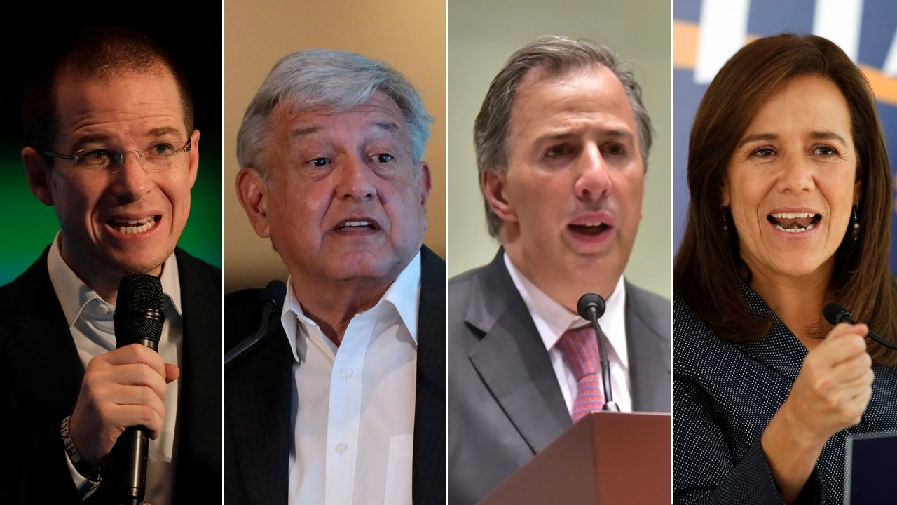 INE aprueba candidaturas: Así queda la boleta presidencial
