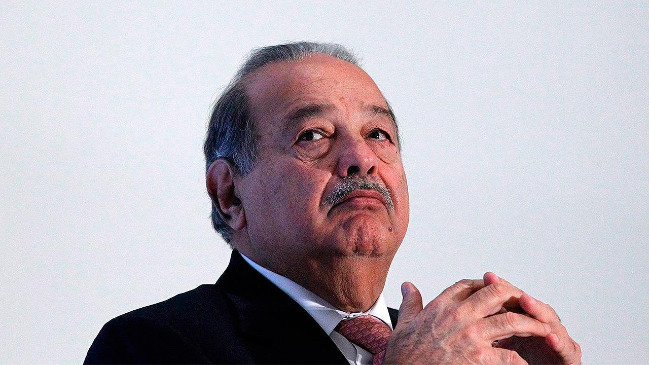 Slim aún mantiene interés en una licencia de televisión en México