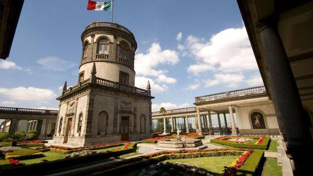 Selfie en la Ciudad de México