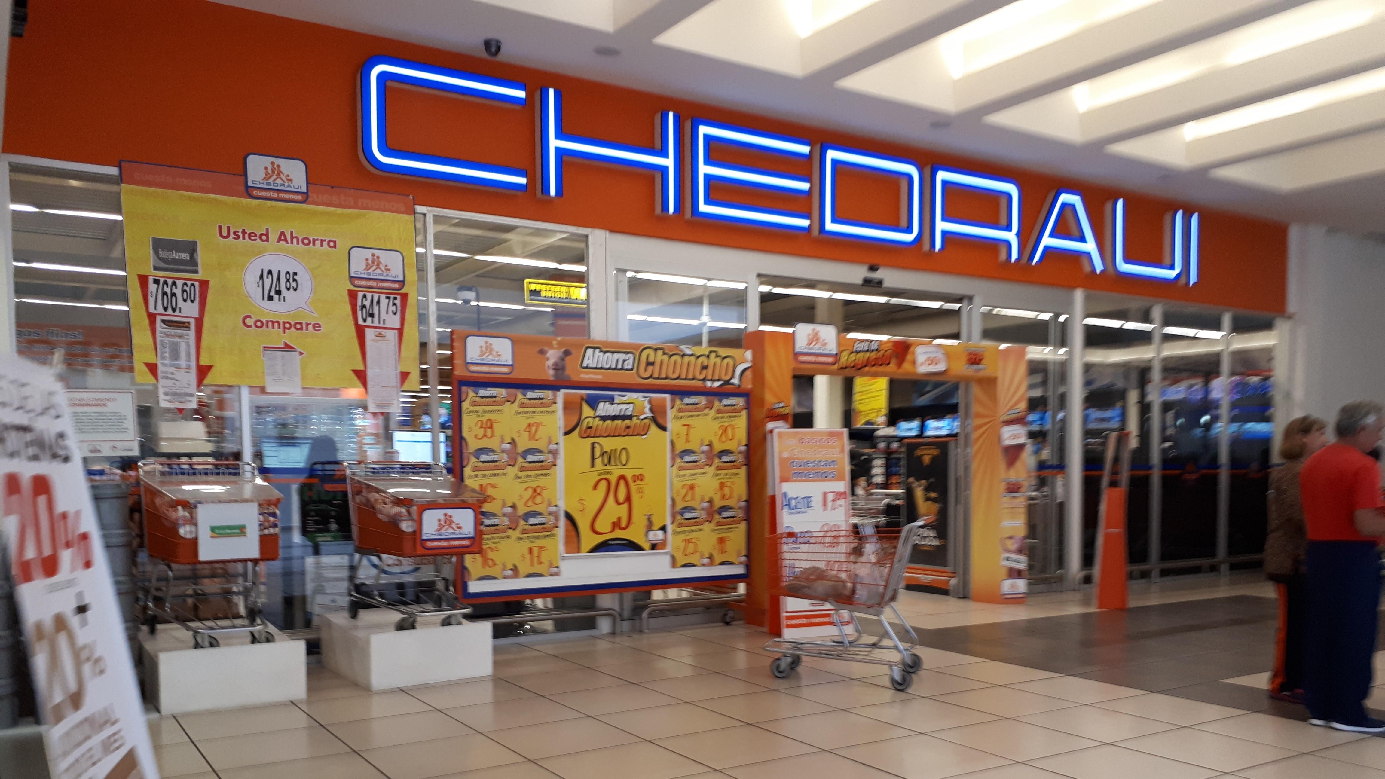 Chedraui reporta alza de 15.3% en ventas por nuevas tiendas y operación en EU