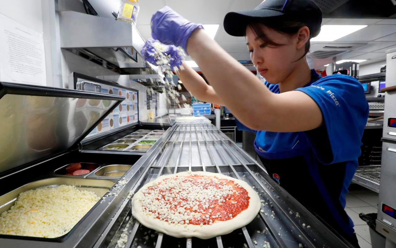 Reforma fiscal, buena para los negocios en EU: Domino's Pizza