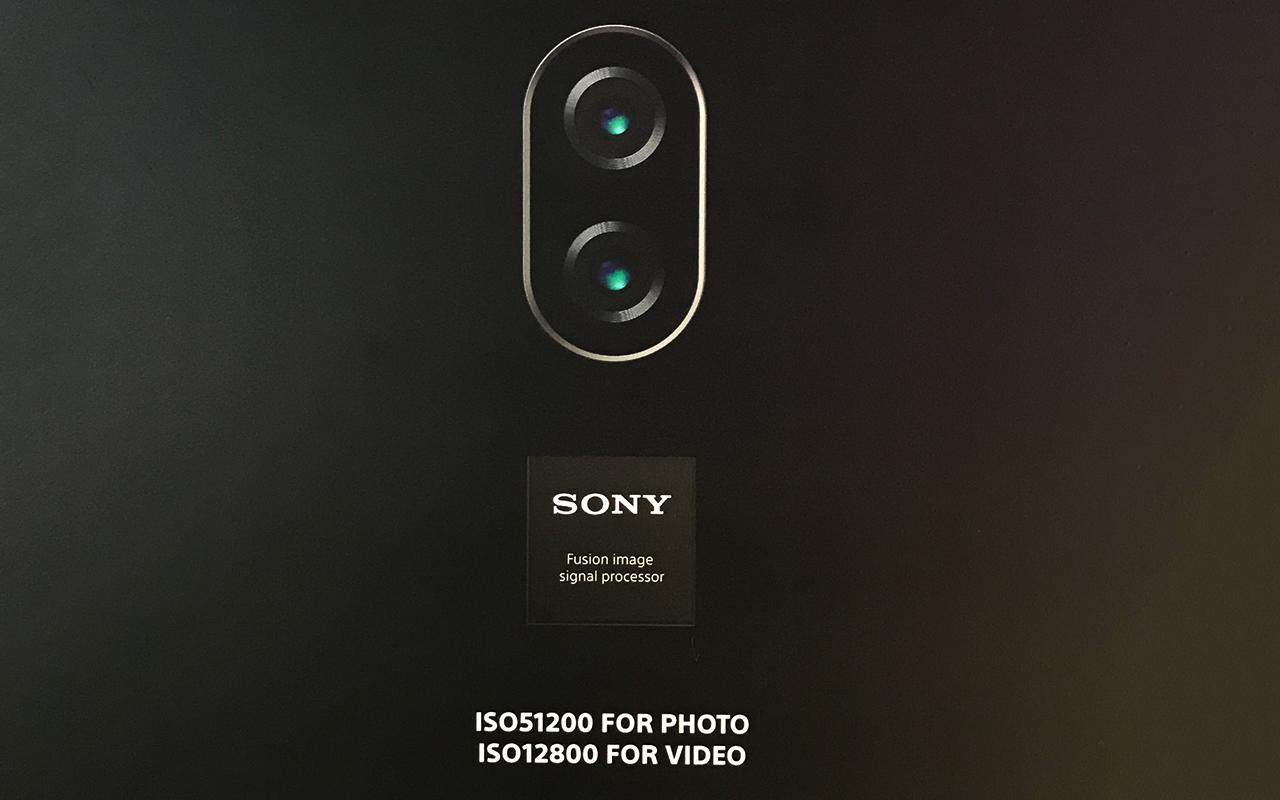 MWC | Sony prepara una cámara dual para smartphones con un giro único