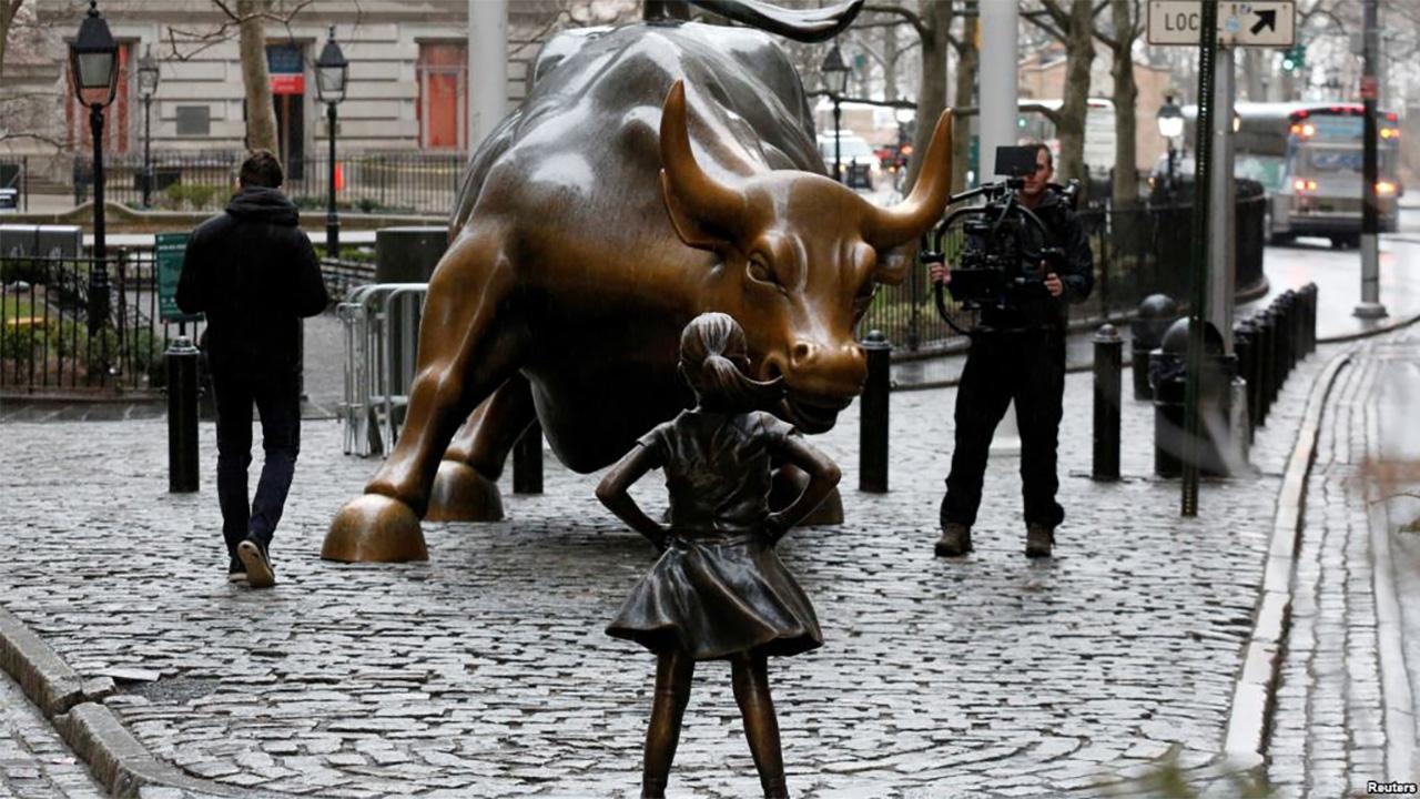 La brecha financiera de género cuesta 100,000 mdd al mundo
