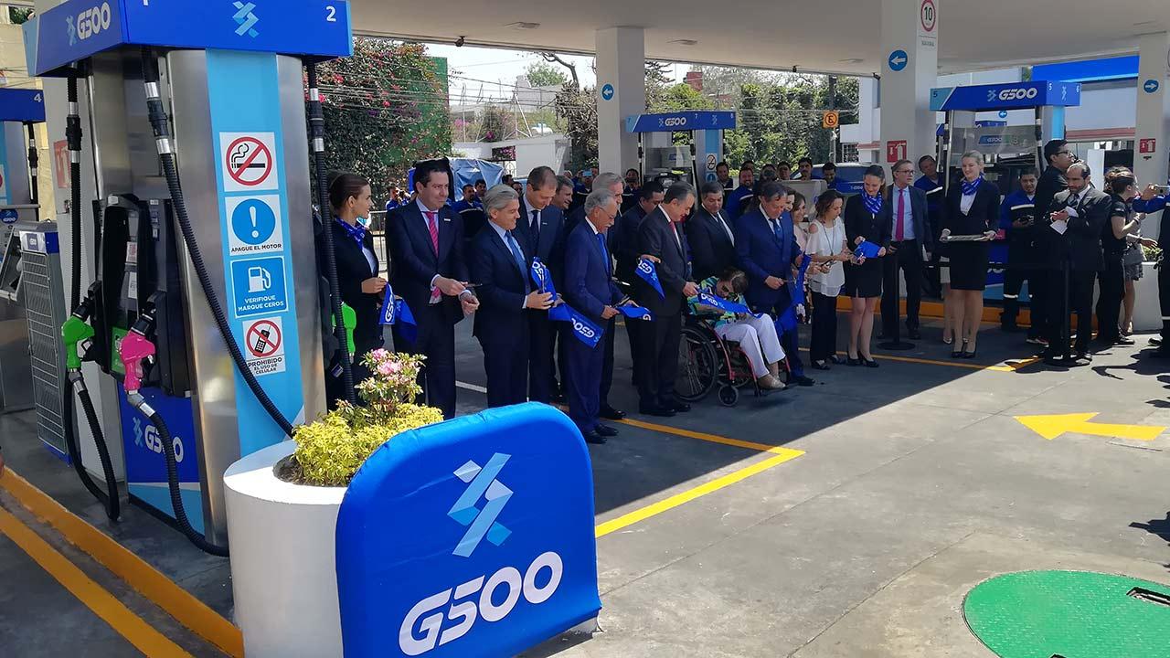 G500 pretende quitar a Pemex 500 gasolineras en 2018