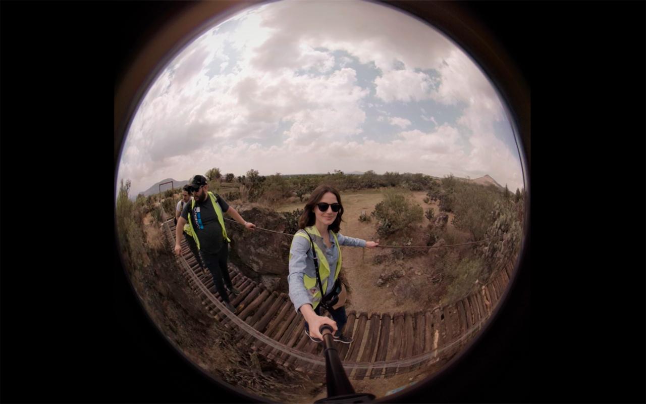 Llega a México Fusion, la GoPro para imágenes esféricas