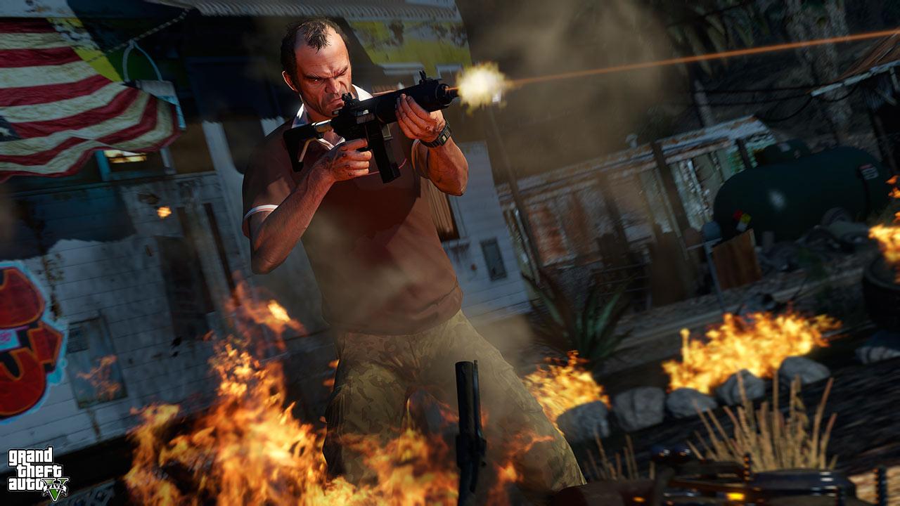 Trump se reúne con ejecutivos de videojuegos tras tiroteo en Florida