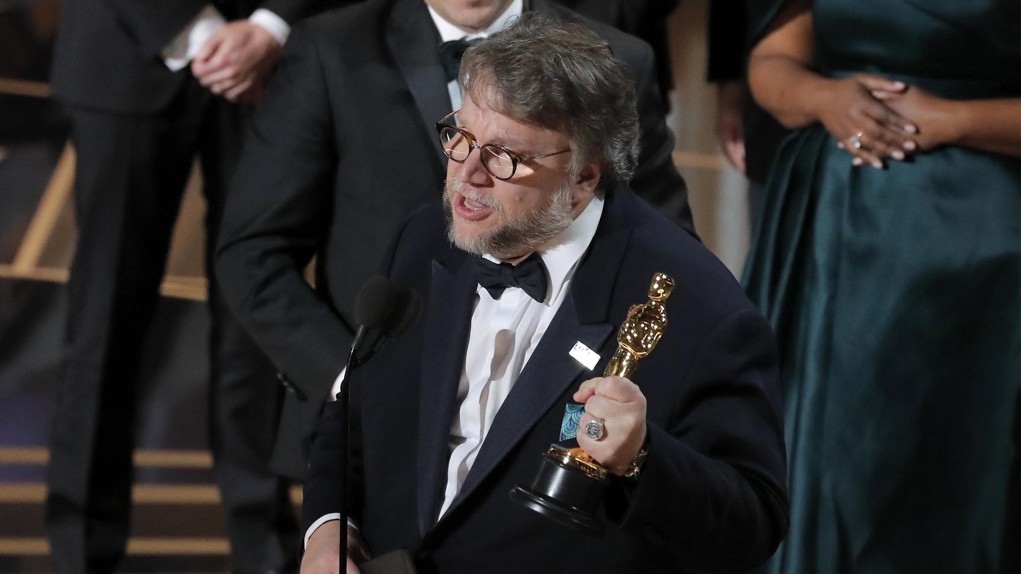 Lecciones de cine (y vida) de Guillermo del Toro desde el 33º FICG