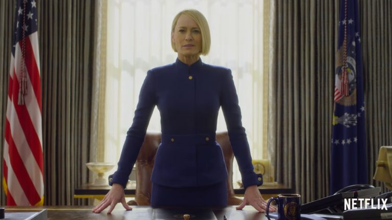 house of cards-claire underwood-netflix