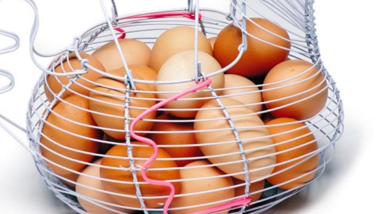 El cascarón de huevo puede almacenar energía renovable