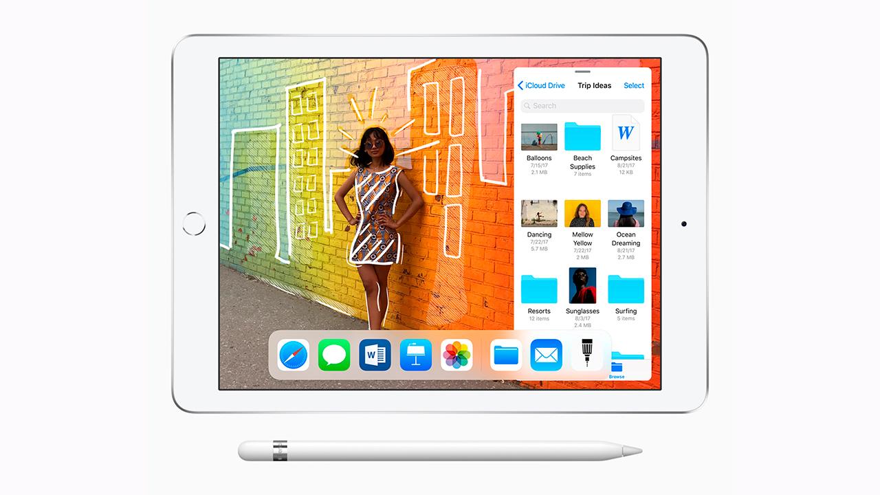 Apple quiere conquistar el salón de clases con su nuevo iPad