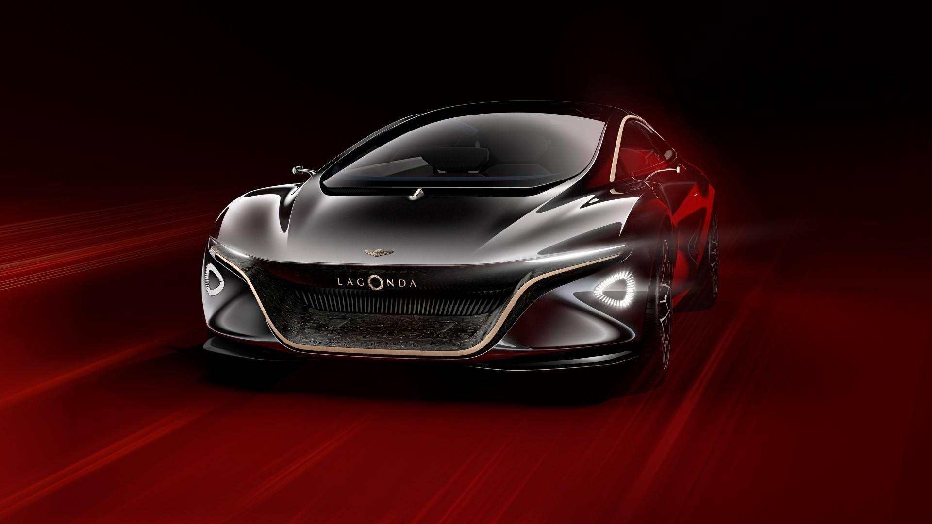 Aston Martin presenta el Lagonda
