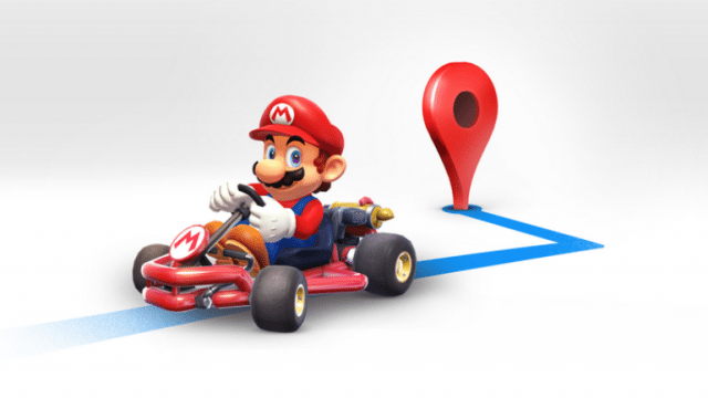 Mario Bros te acompañará en tu camino por Google Maps