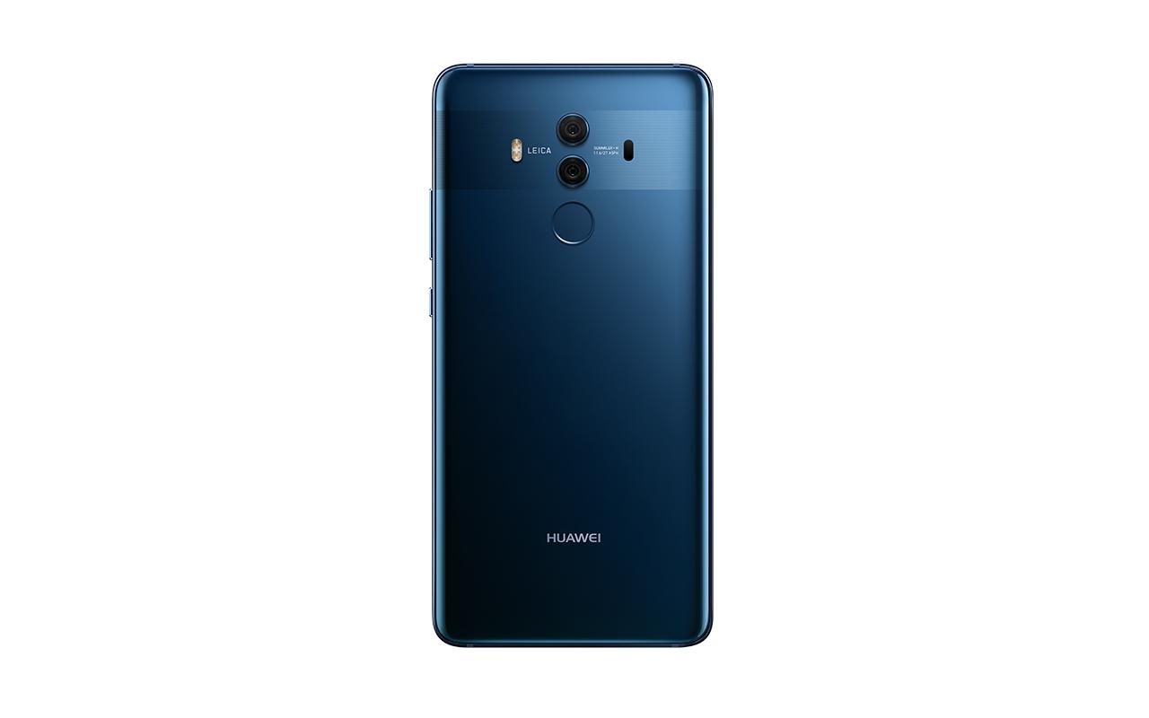 La llegada a México del Huawei Mate 10 Pro ya tiene fecha y precio