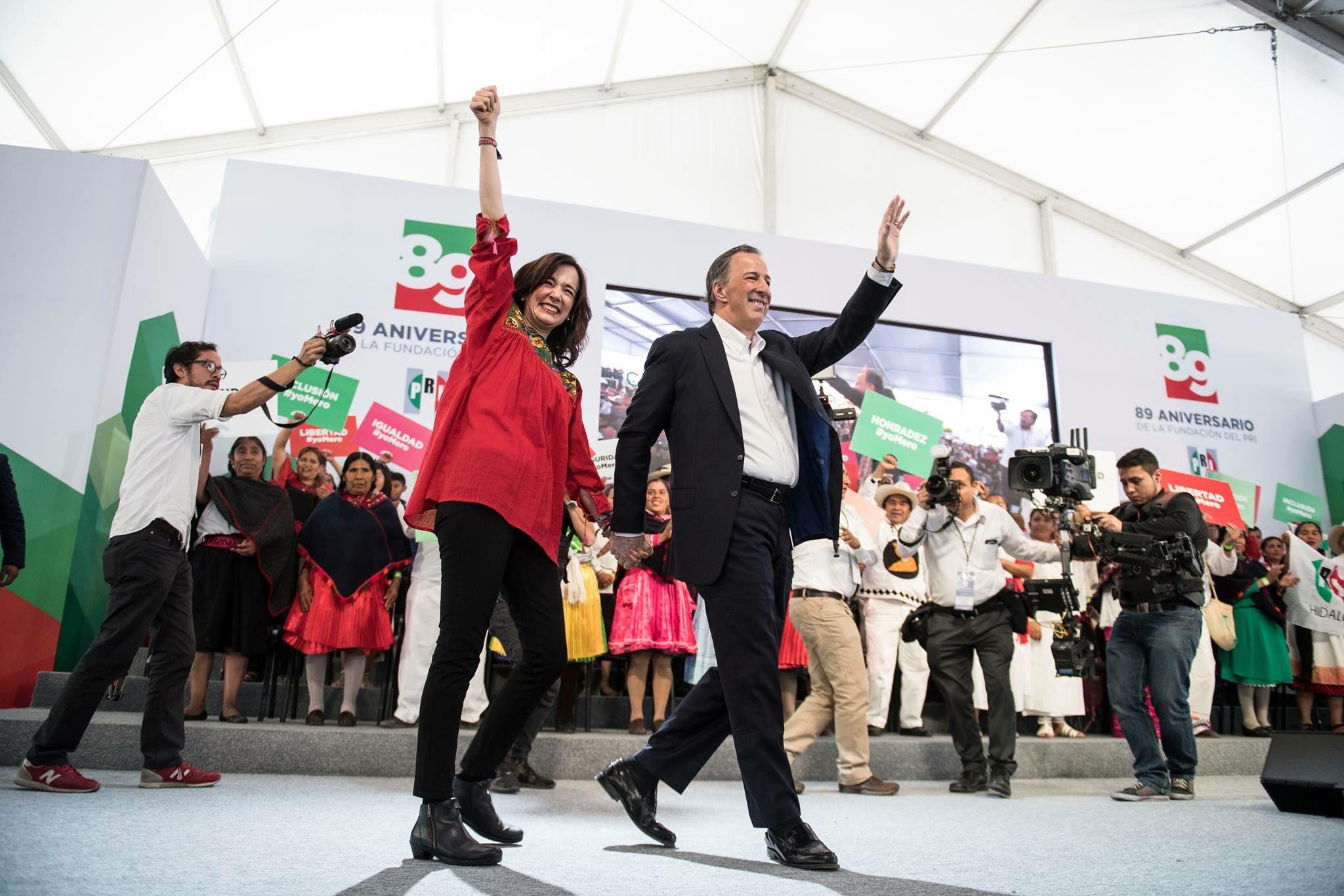 México no debe regresar a los caudillos y mesías: Meade