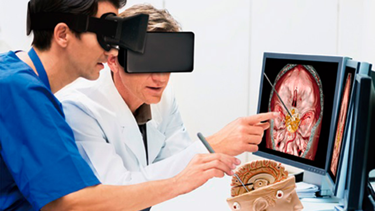 Los médicos ahora aprenderán con realidad virtual e IA