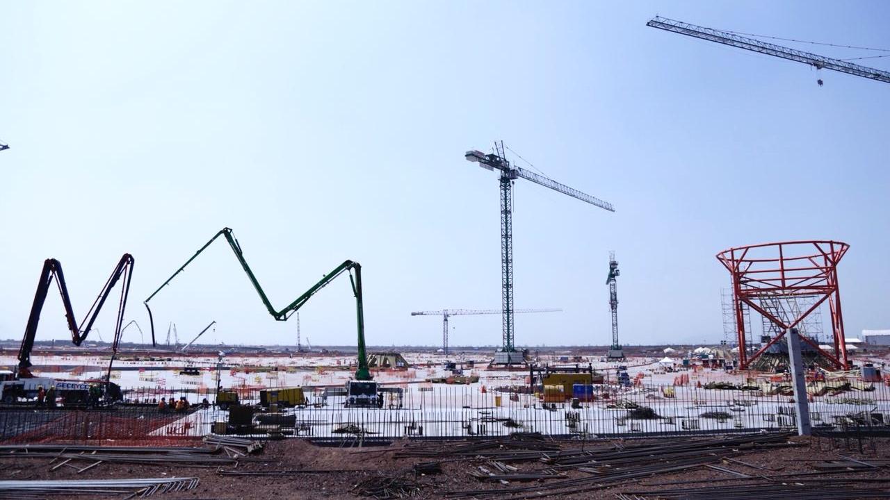 ICA gana licitación de 7,145 mdp del nuevo aeropuerto