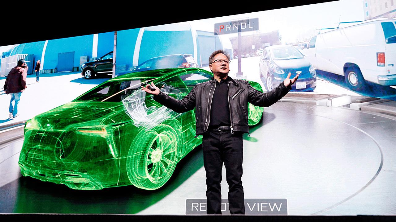 Nvidia quiere impulsar los autos autónomos sin salir a la calle