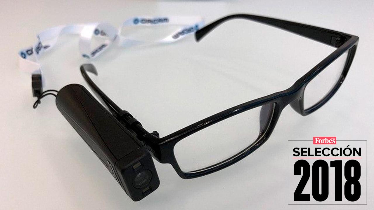 Selección 2018 | Conoce a los israelíes que inventaron unas gafas para ciegos