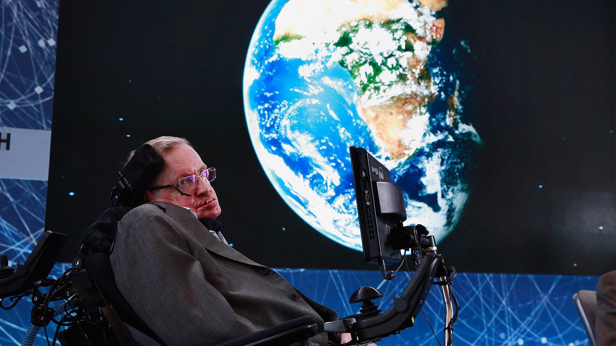 Stephen Hawking, la mente que desentrañó los secretos del espacio y el tiempo