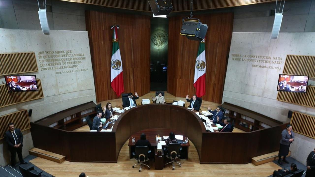 TEPJF avala candidaturas de Mancera y Gómez Urrutia