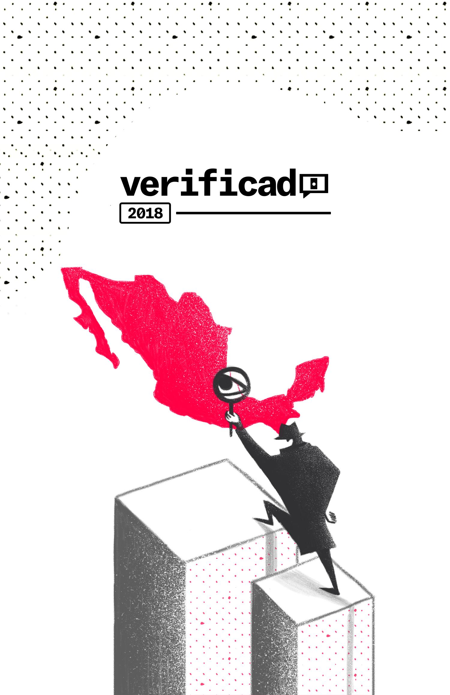 A un mes de #Verificado2018, ¿quiénes son los sitios y usuarios más activos en generar y difundir noticias falsas?
