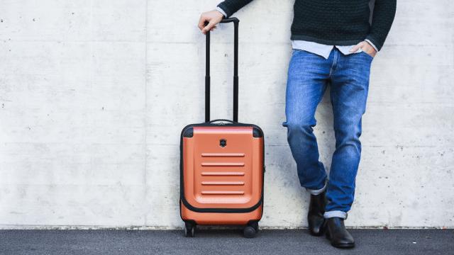 Victorinox y equipaje