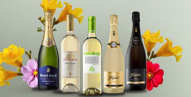 Top 5: los mejores vinos para celebrar la llegada de la primavera