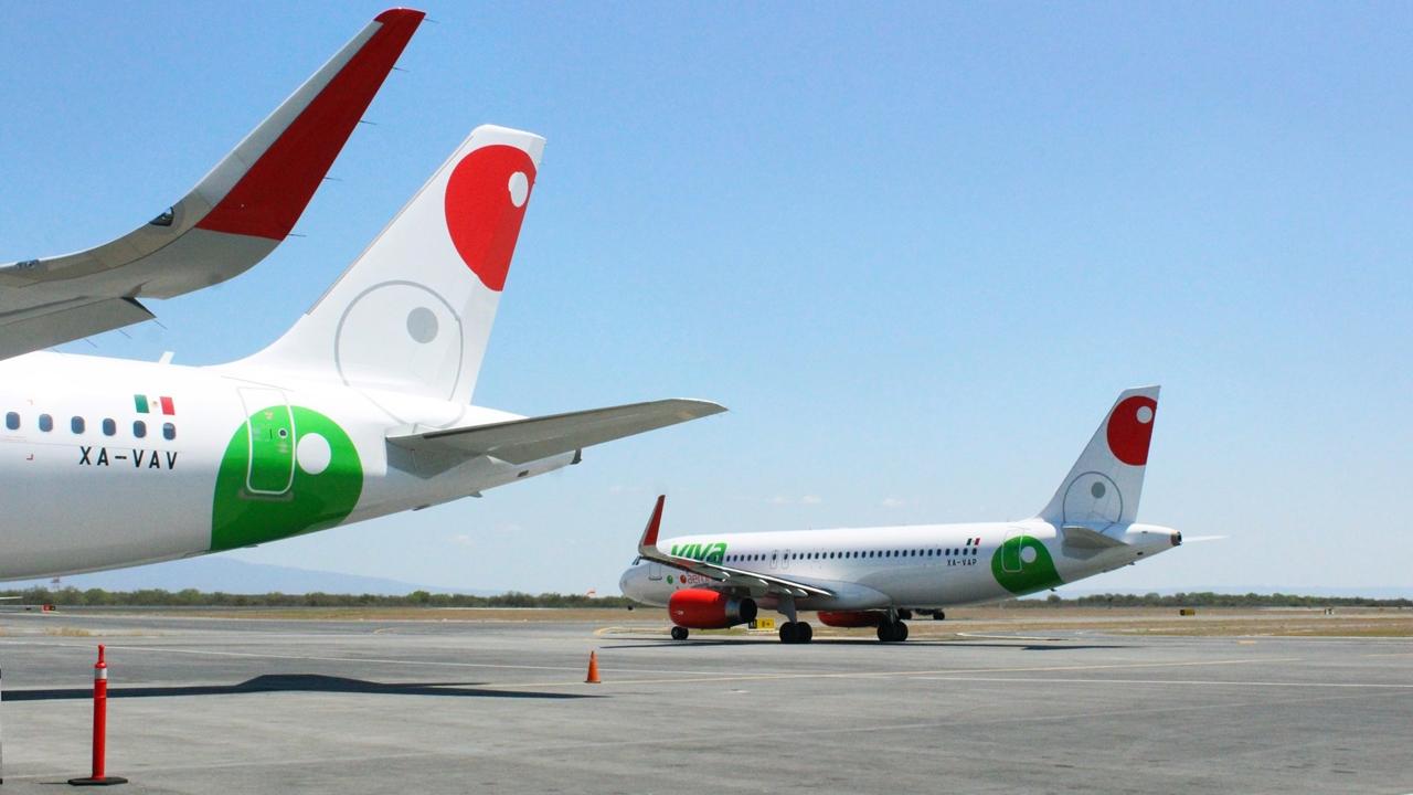 Viva Aerobus pactó un plan para pagar 49 mdp de servicios de navegación aérea de 2020