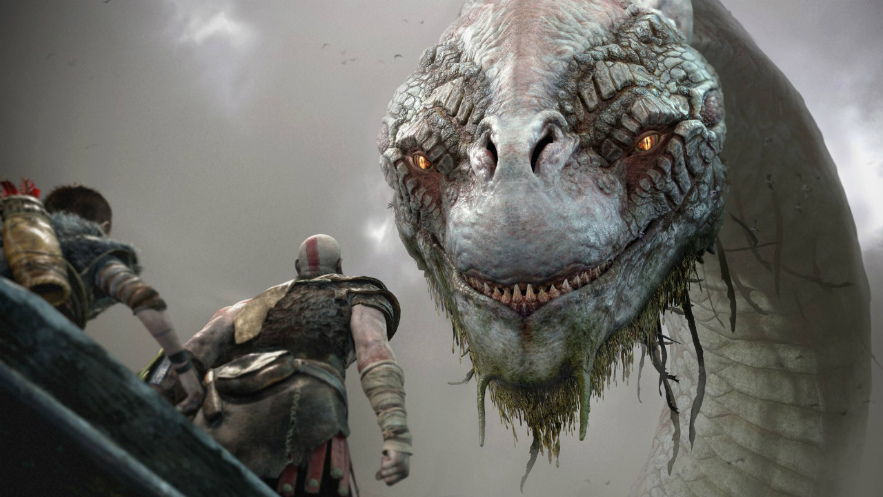 Espectacular regreso de la franquicia God of War