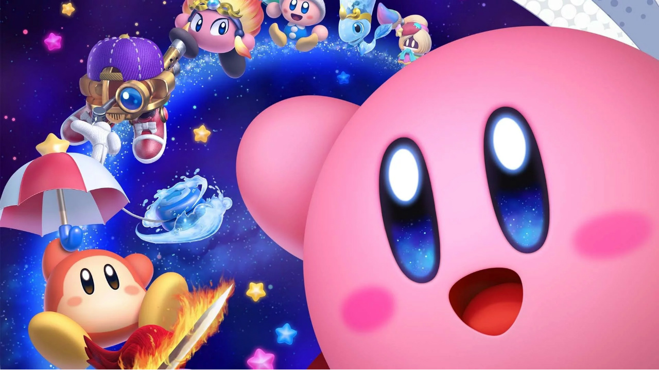 Kirby llega al Switch de Nintendo con Star Allies