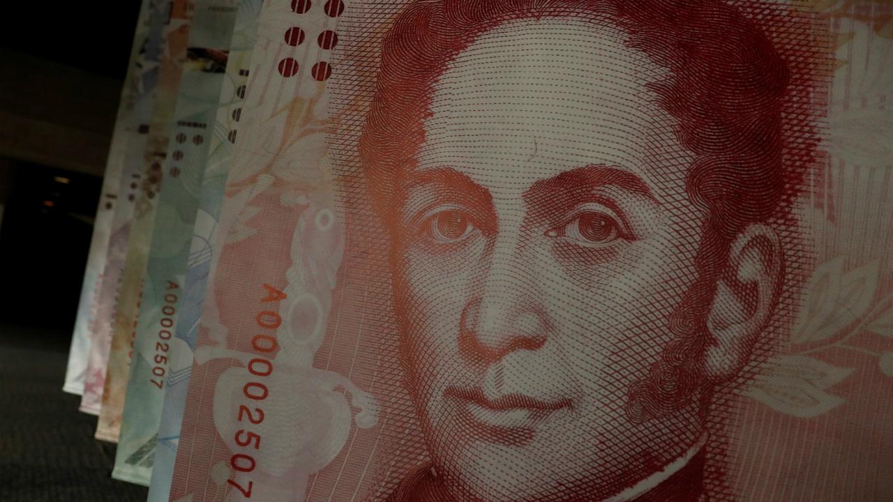 Crece a 1,299,000% la inflación en Venezuela
