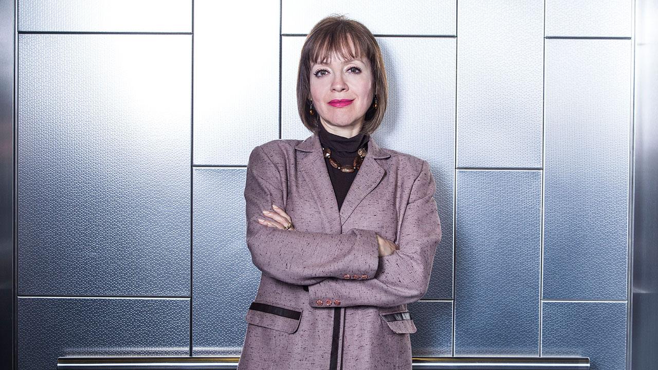 Alicia Bandala, la mujer con la fórmula para negociar con hombres