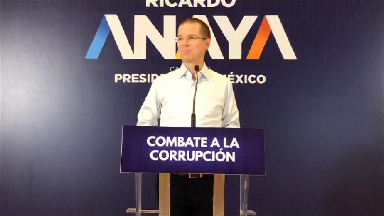 El López Obrador violento ya regresó: Ricardo Anaya