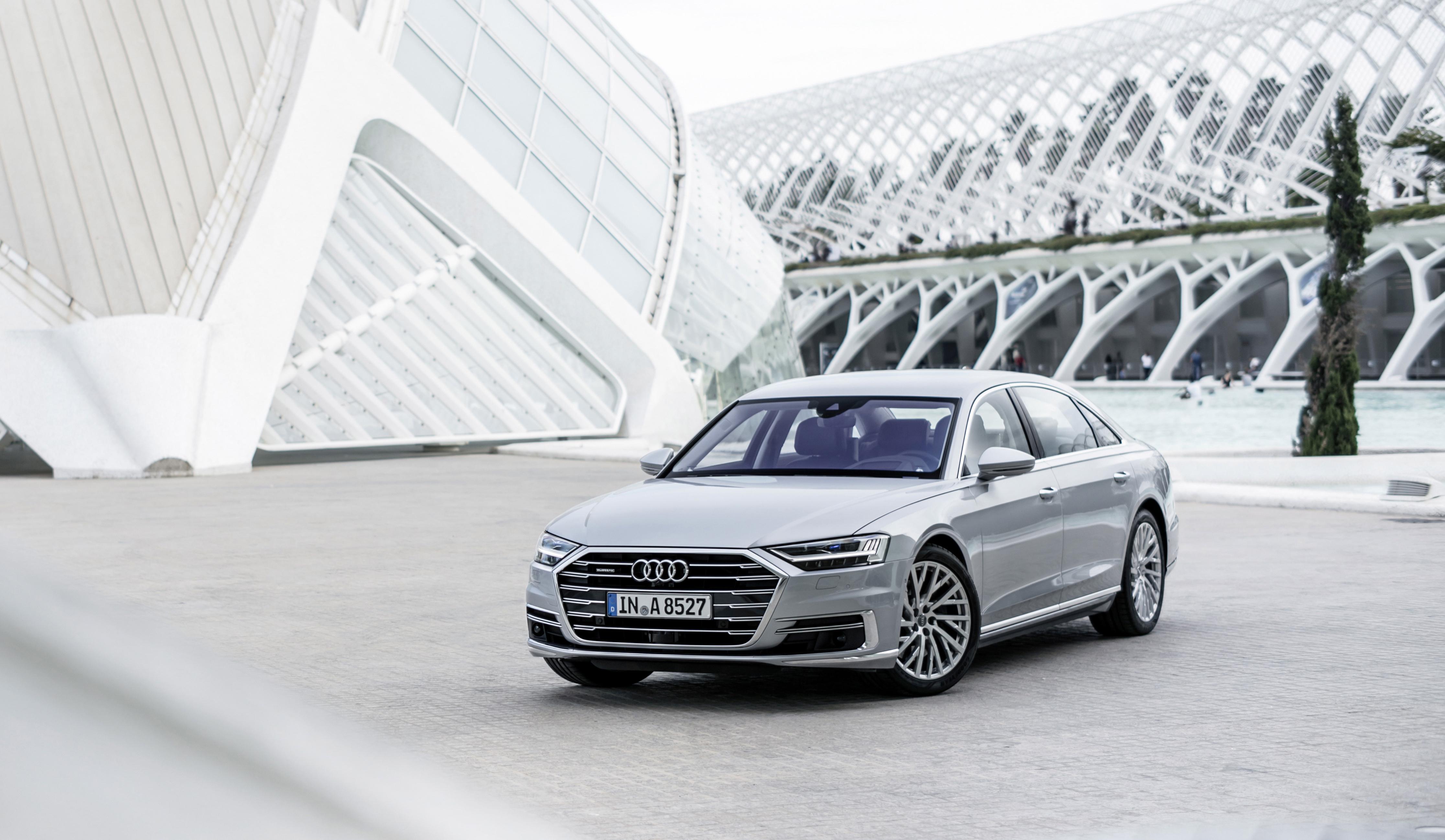 El A8 de Audi conquista el premio World Luxury Car 2018