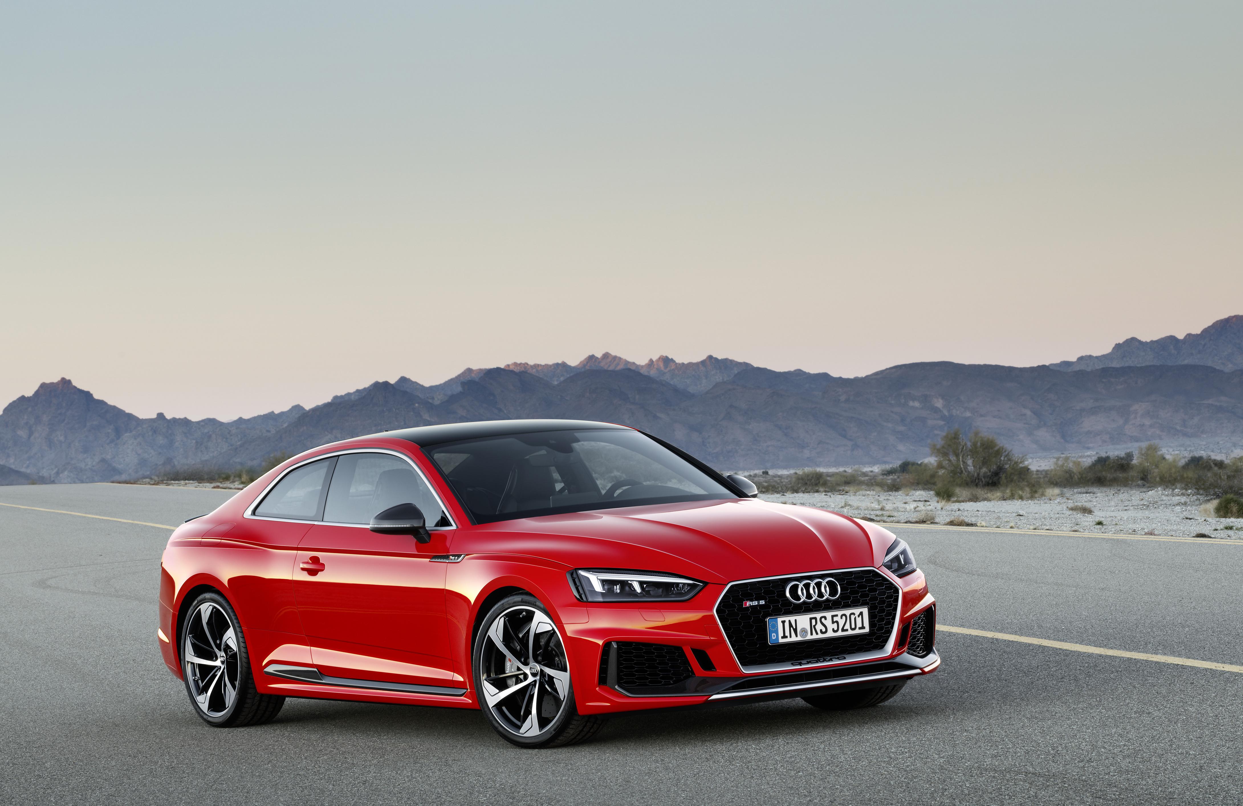 Llega a México el RS 5 Coupé, el nuevo superdeportivo de Audi