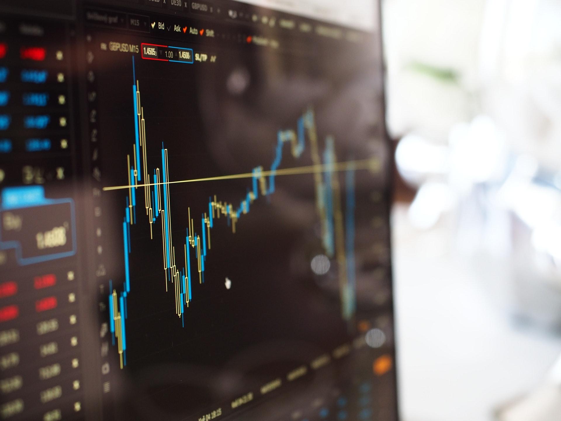 Mercados bursátiles asumen racha bajista más larga desde 2016