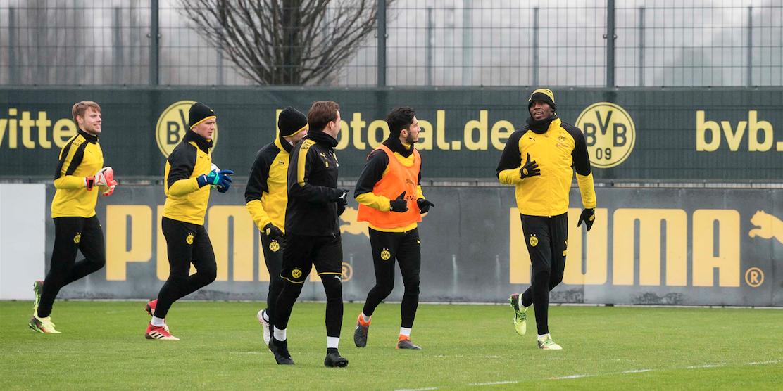 Usain Bolt, Borussia Dortmund, deporte, fútbol