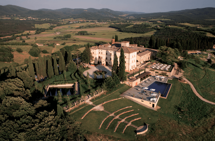 Belmond, Castello di Casole, Belmond, hotel