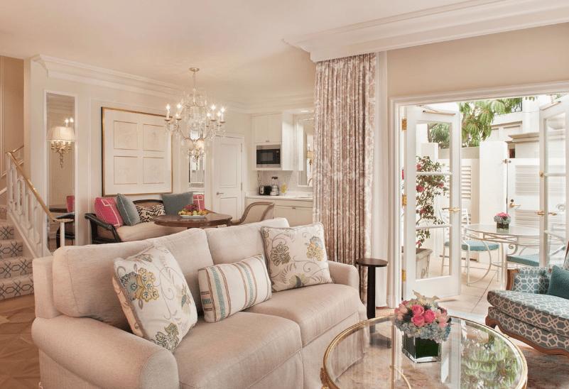 The Peninsula Beverly Hills, diseño