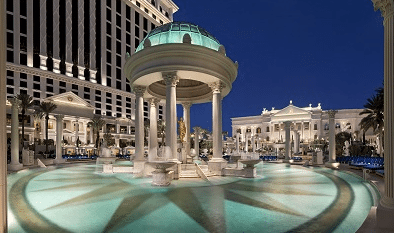 Las Vegas, pool parties