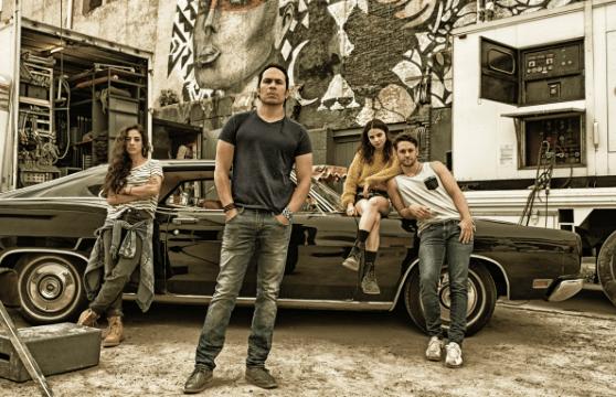 Diablero, serie sobrenatural de Netflix inicia rodaje en CDMX