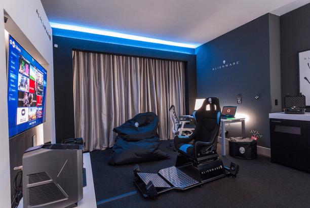 Alienware, Hilton Panamá, gaming