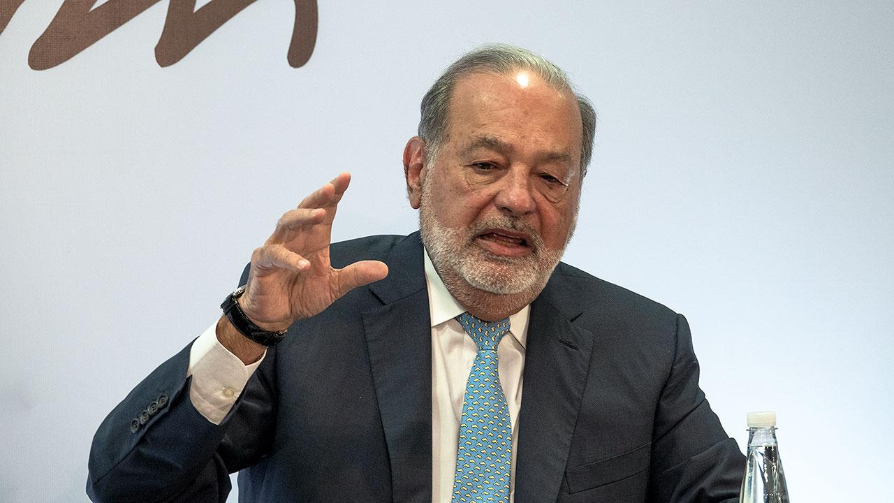 Carlos Slim aumenta participación en española de medios Prisa