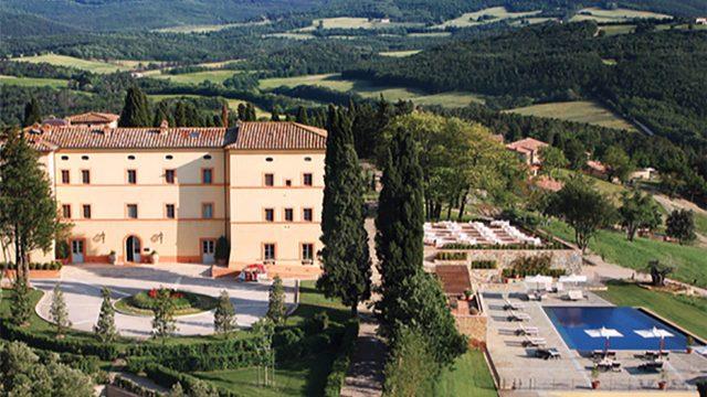Belmond, Castello di Casole, hotel