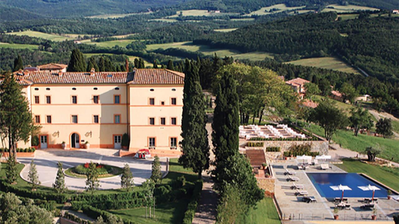 Belmond adquiere el Castello di Casole, en la Toscana
